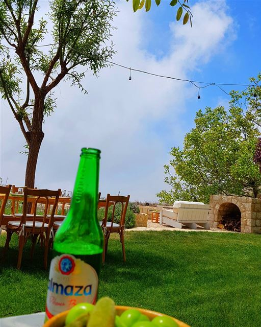 Cheers 🍻🍺 lebanon  keserwen  mountains  nature  friends  spring  almaza...