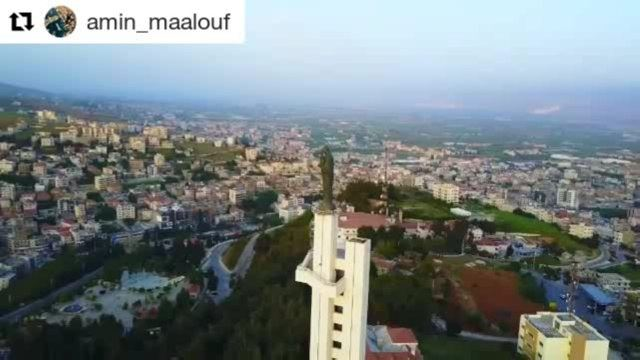 Repost @amin_maalouf with @repostapp・・・ZAHLEH as Never Seen Before… A...
