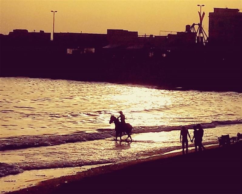 🌅  غروب  طرابلس  لبنان  Romantic  Love  Tripoli  TripoliLB  Beautiful  ... (Corniche El Mina Tripoli)