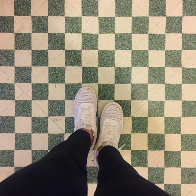 The Session has Ended 🏁  wheremyshoeslead. ihavethisthingwithfloors ... (Jdeideh)