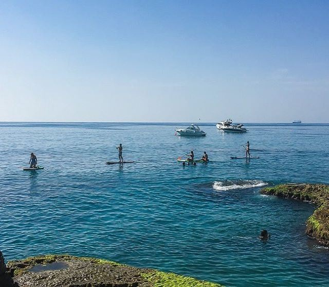 The perfect place to swim, relax and enjoy the sun- lebanon  batroun ... (Joining)