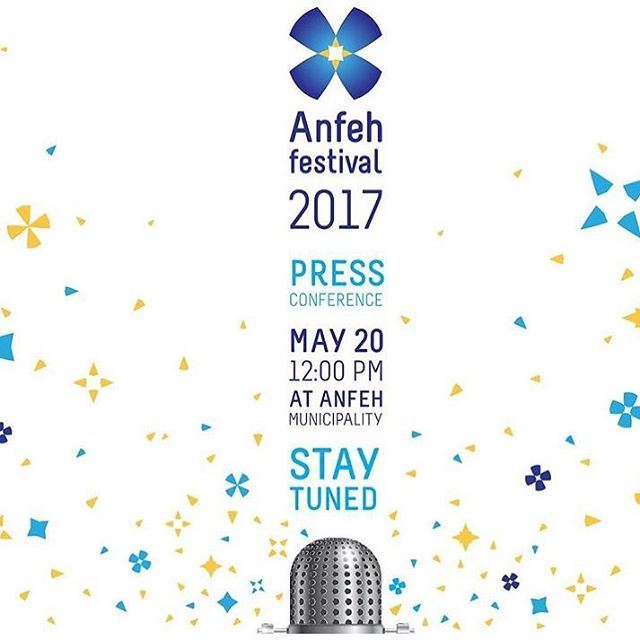 Anfeh Festival 2017@anfehfestival Anfeh Al-Koura  Facebook Page:ttp://ww