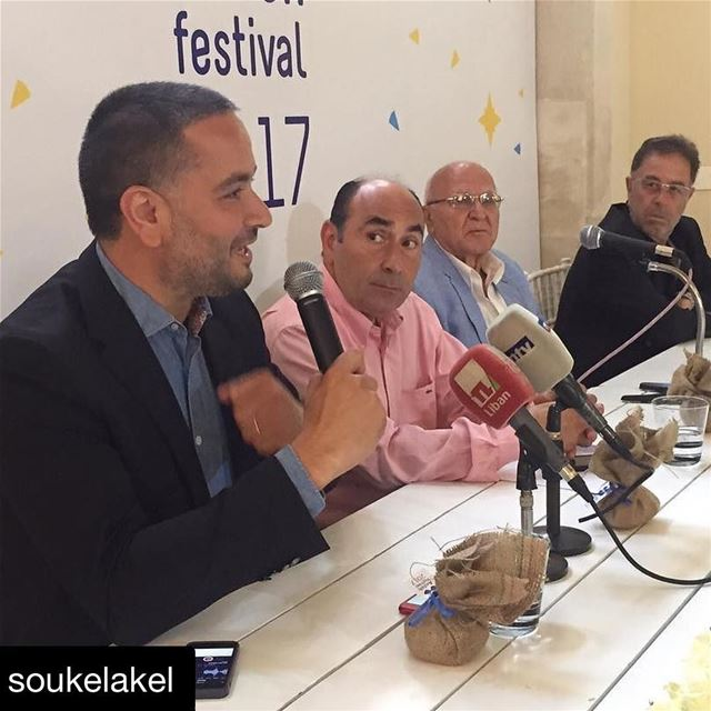 Repost @soukelakel (@get_repost)・・・Today was the  launch of  Anfeh...