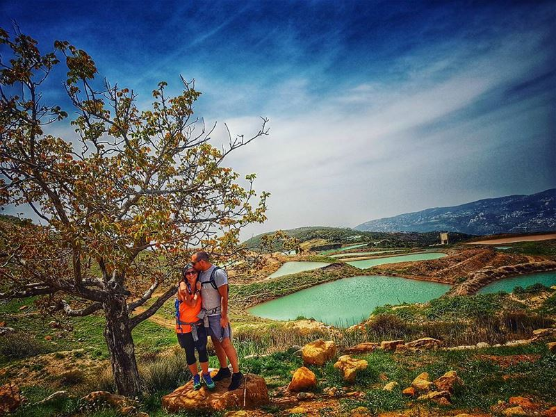 tilltheend 👫 priceless  livelovehiking  couplesgoals viewsoflebanon ... (Falougha, Mont-Liban, Lebanon)