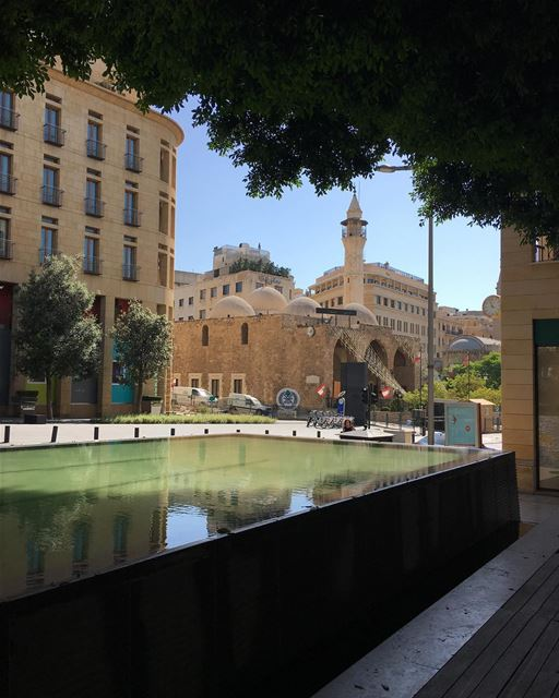 amirassafmosque  downtownbeirut  downtown  beirut  livelovebeirut  ... (Masjed Al-Amir Mansour Assaf)