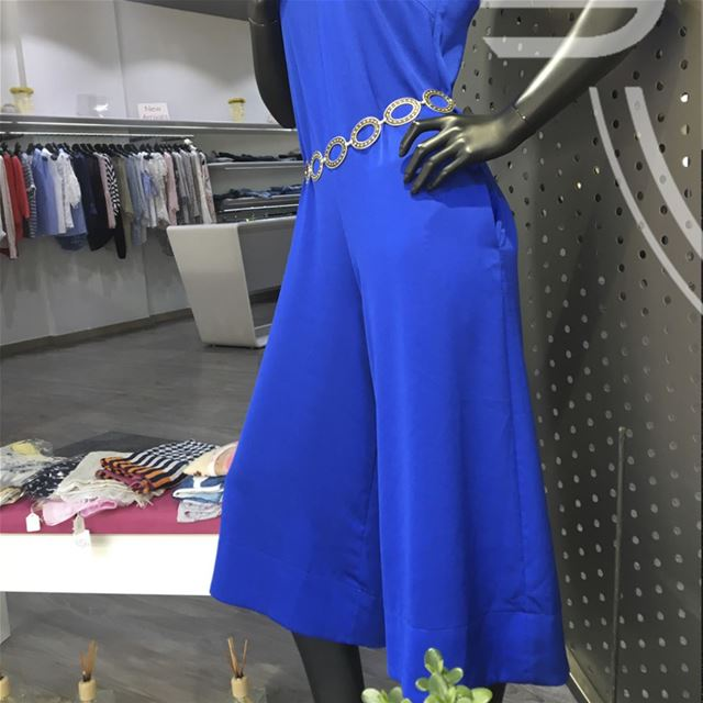 Overall in bright blue color from our New Summer Collection.... shop ...