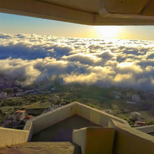 Let's start the day with these amazing photos of the beautiful Ehden!... (Ehden, Lebanon)