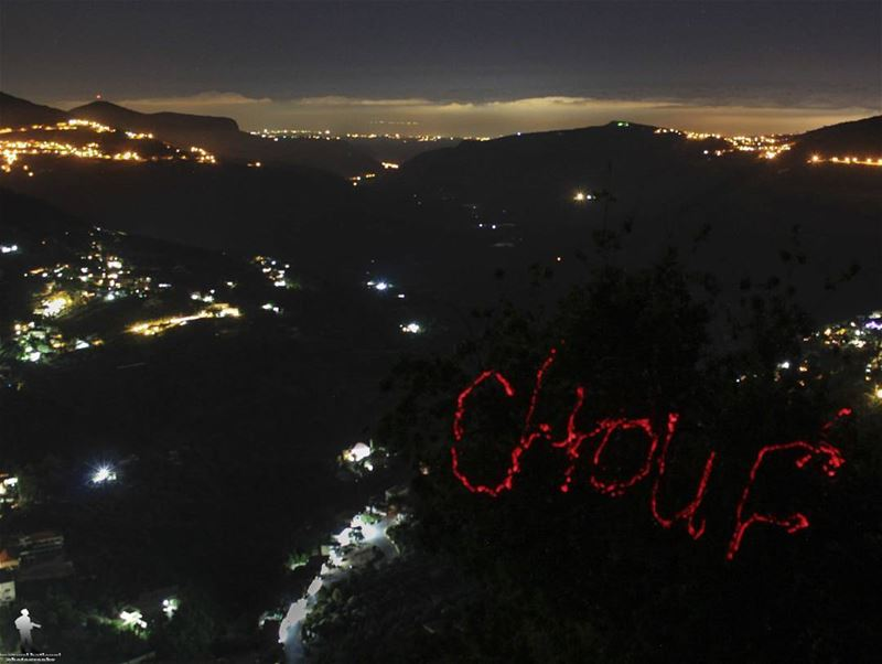 Good night  chouf  night  livelovechouf  livelovebeirut  lebanon...