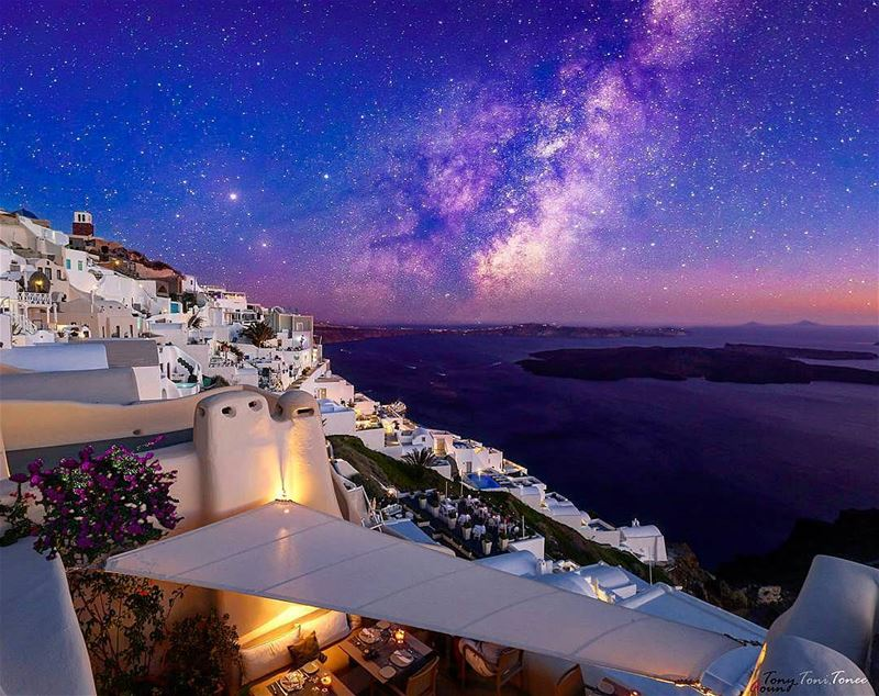 I have visited lot of places. Each country has its own charm, each place... (Santorini)