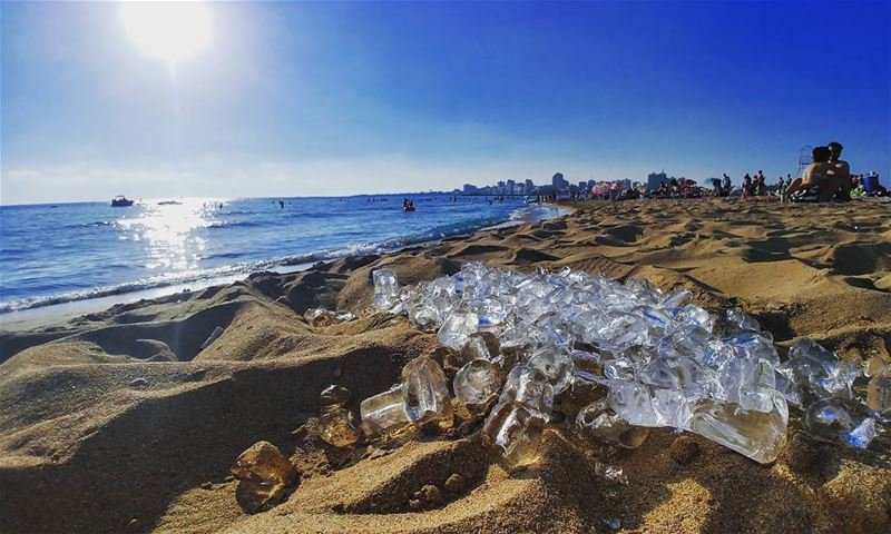 🔥 & ❄ Tyre 💙❤️ finally livelovelebanon  livelovebeirut  lebanon_hdr ...