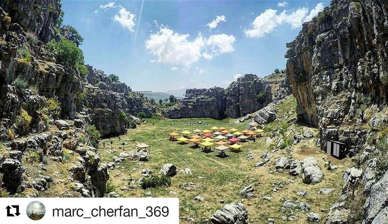 Repost @marc_cherfan_369 with @repostapp・・・Unique Location... Unlimited...
