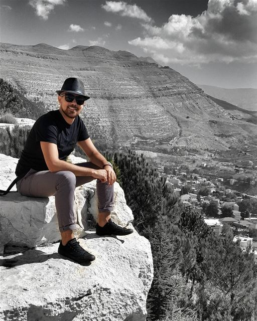 You Have To Go Through The Worst, To Get The Best .. ✌... (Ehden, Lebanon)