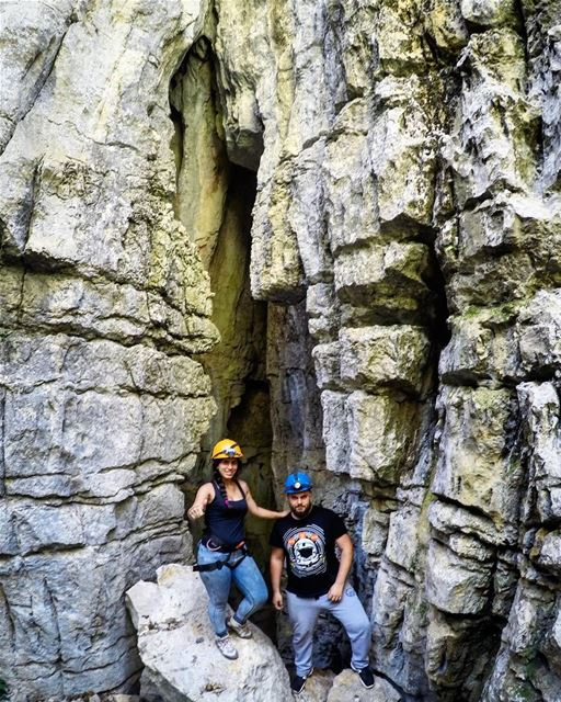 MyCavingPartner  Caving  MajdelTarchich  Lebanon SkylineExtremeSports ... (Sky World Lebanon)