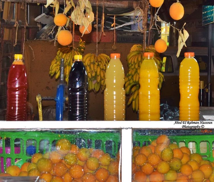 What's your favorite juice after a long fasting day ? Ramadan Tripoli ... (Tripoli, Lebanon)