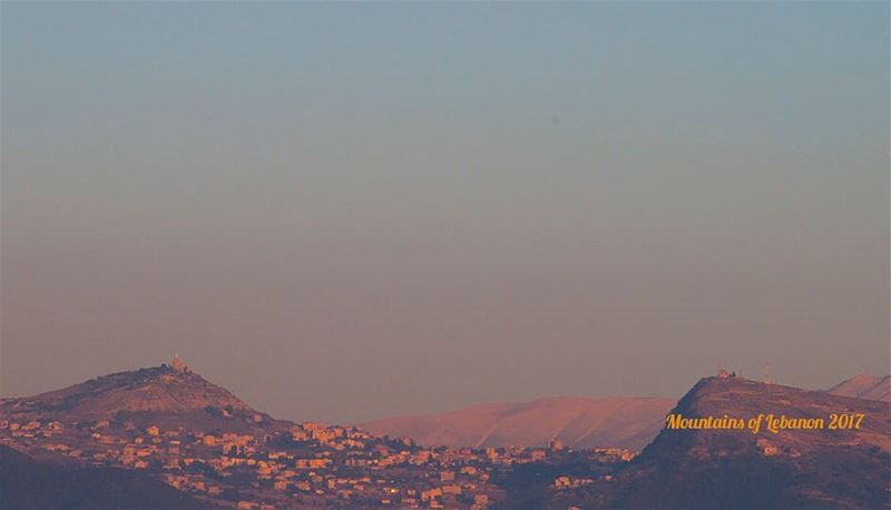 letting my imagination flow: The clash of the titans in ancient times... (Ehden, Lebanon)