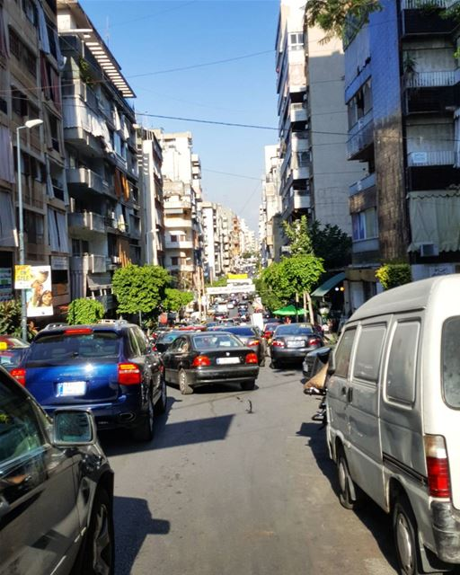 This is why I need my bike in my small beirut......🚲🚲🚲🚲🚲🚲🚲🚲🚲🚲🚲 (Beirut, Lebanon)