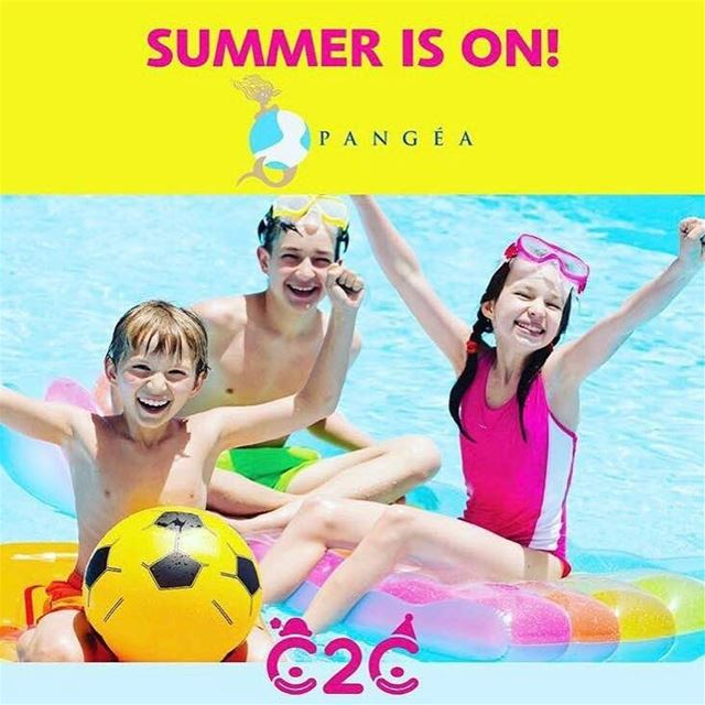 Summer is on @pangeabeachresort !!!drop ur kids this sunday and every... (Pangea Beach Resort)