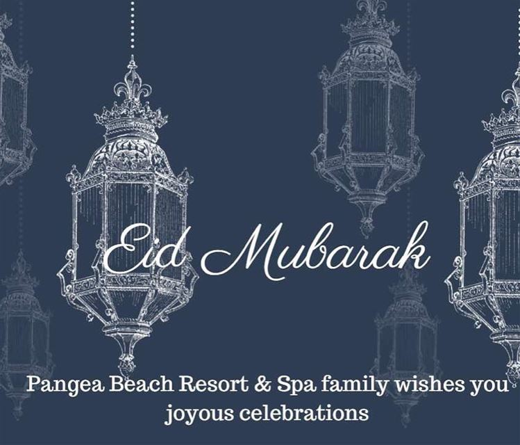 Happy eid everyone;For more info or reservation:☎️ 07/995580 ... (Pangea Beach Resort)