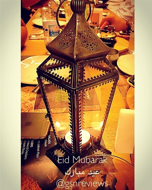 Have a joyful and happy Eid from @gsnreviews team _______________________... (Beirut, Lebanon)