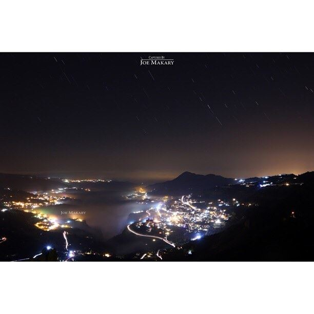 bchare  cedars  night  stars  longexposure  startrails  beautifullebanon ...