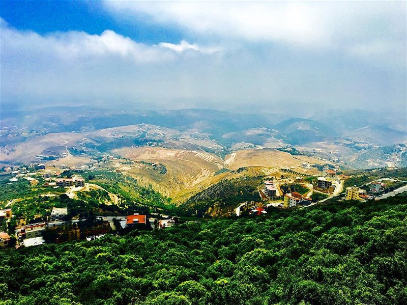 The beautiful hills of Nabatieh, a Hezbollah stronghold and the site of... (Nabatieh Governorate)