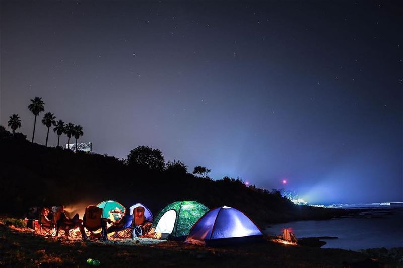 Jobs fill your pocket , camping fill your soul .......... (Chekka)