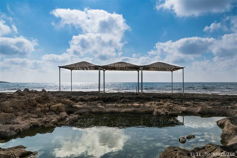 Grab a seat and enjoy the view. Cheers🍹.. nikon  photography  picture ... (En Nâqoûra, Liban-Sud, Lebanon)