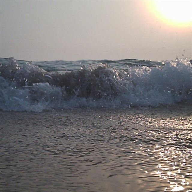 beach  summer  sun  waves  action  camera  actioncam  go  plus  goplus ... (Byblos - Jbeil)