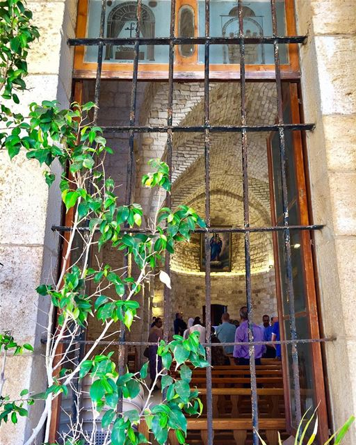 Have a blessed  sunday  🙏🏻  Couvent  notredamedesecours  byblos  jbeil ... (جبيل)