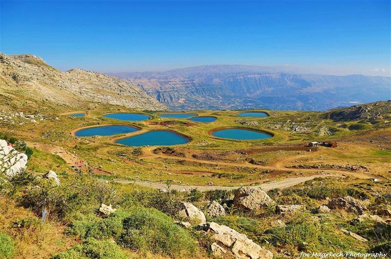 A little tranquil lake is more significant to my life than any big city in... (El Laklouk, Mont-Liban, Lebanon)
