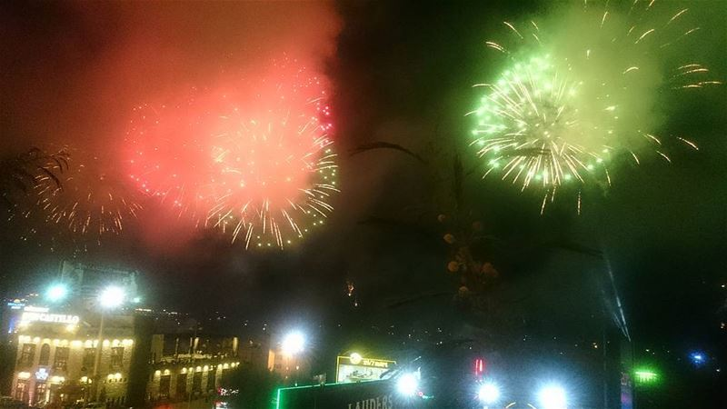 You're a  firework come and show them what you're worth......... (جونية - Jounieh)