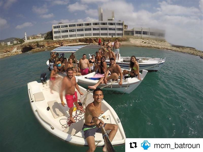 This how we do it in batroun thanks @marcusarkis batrounviews ...