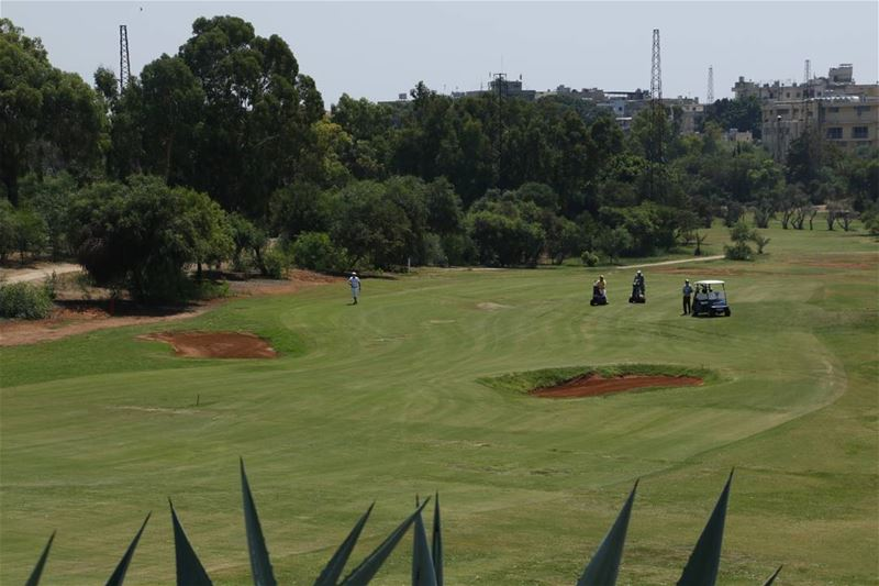 What to do on Sunday in Beirut? sunday  funday  leisure  hobby  golf ... (Golf Club of Lebanon)