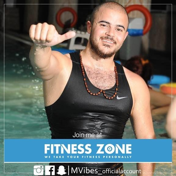 JOIN US every Tuesday at 6:00 pm and Thursday at 8:00 pm @fitnesszonelb -Ba (Fitness Zone Baabda)