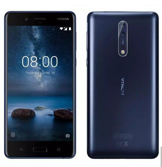 July 31st is the expected launch date of the Nokia 8. This will be Nokia's... (Downtown Beirut)