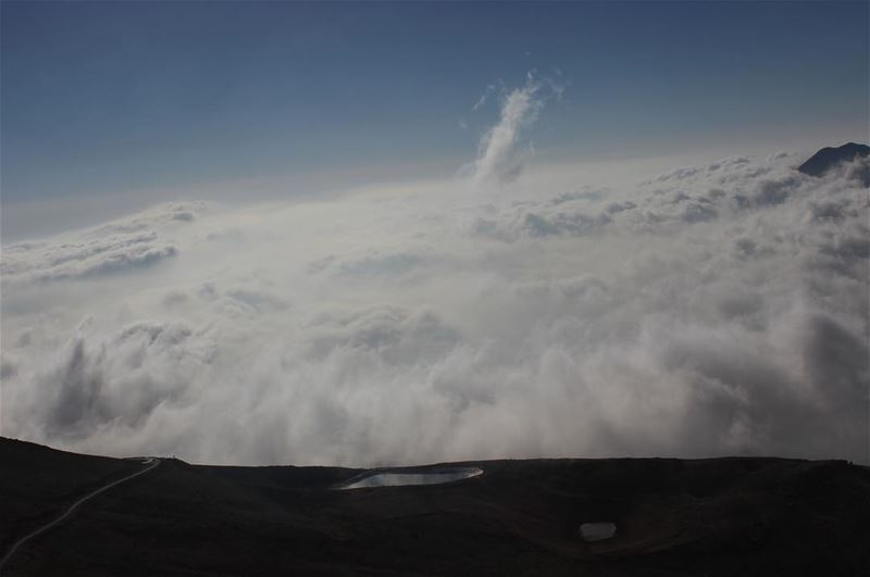 outdoor  sky  cloud  water  abovetheclouds  lebanon  livelovelebanon ... (Arz)