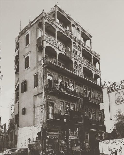 Preserve What You Already Have. beirut  lebanon  architecture ... (Beirut, Lebanon)