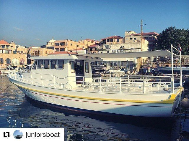 Repost @juniorsboat (@get_repost)・・・We are ready for the weekend. 😎...