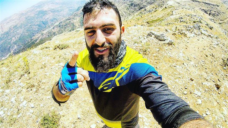 Great things are done when men and mountains meet. gopro  goproleb ... (Mount Lebanon Governorate)