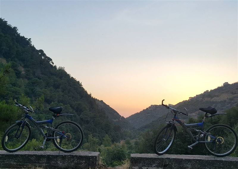 Let's ride zoukmosbeh  jeita  lebanon  naturelovers  bicycle  biking ...