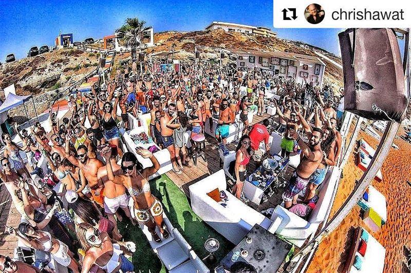 @eleven_bay going wild every sunday 💣💣💣💣  mybatroun  livelovebatroun ...
