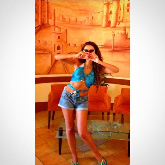 sunglasses  kisses  blue  jeans  short  summer  summerlife ...