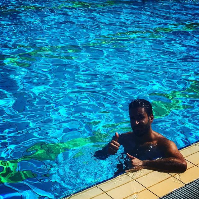 Lebanon  zahle  city  swim  swimming  Summer  vibes  positivevibes  pool ... (Al Rihab - Zahle)