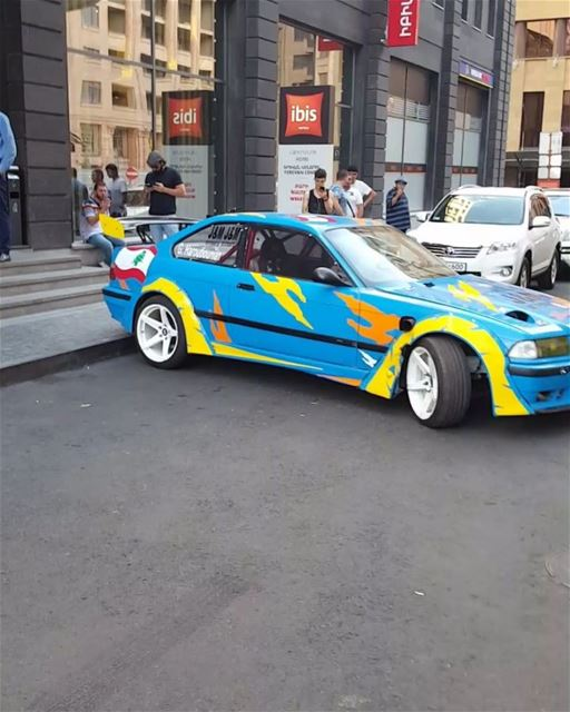 car  drift  driftinarmenia  lebanon  drifter  cars  carlovers  bmw ... (ibis Yerevan Center)