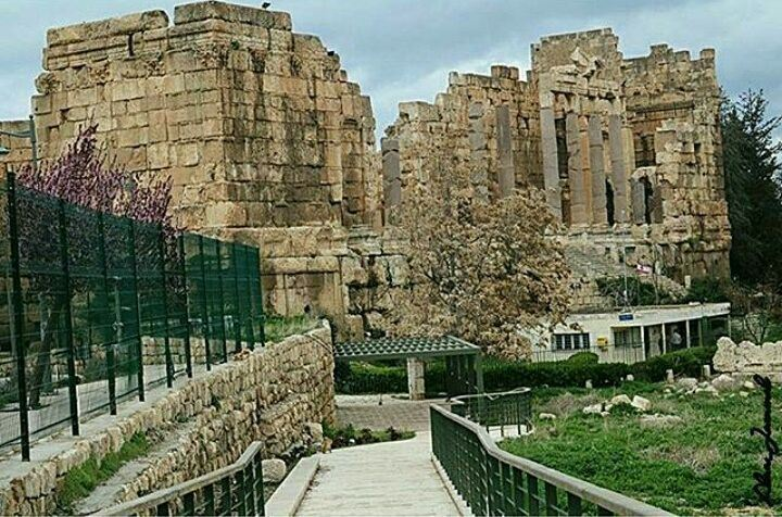 By @al_jmm IloveBaalbeck  Baalbeck  livelovebeirut  livelovebekaa ...