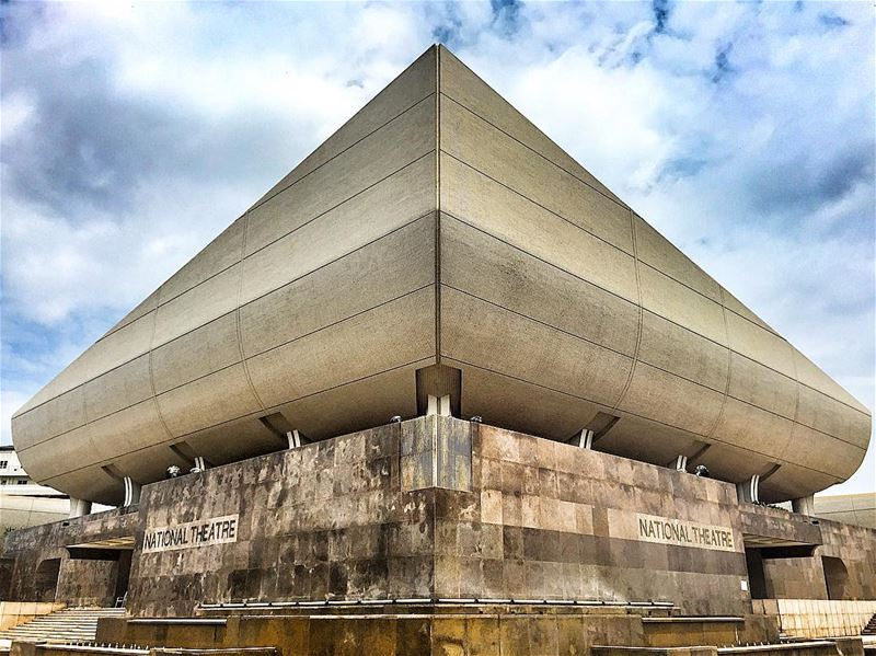 National Theatre  Ghana accra  theatre..... architecture ... (National Theatre of Ghana)
