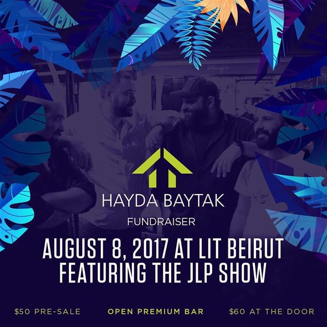 @HaydaBaytak is an NGO that provides scholarly assistance to students who... (LIT Beirut)