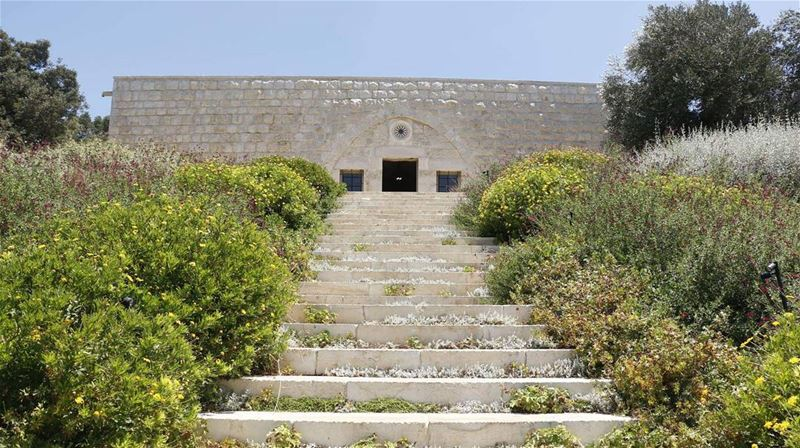 Stairway to Heaven... stairs  oldhouse  lebanese  winery  winehouse ...
