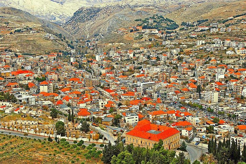 I  Love  Zahle , Even Though It Isn't  Mine, The Way  Something Has To Be,... (Zahlé District)