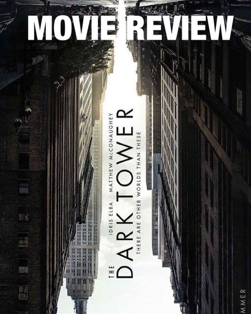 Watching The Dark Tower, a science fiction movie from the novel series of... (Grand Cinemas Lebanon)